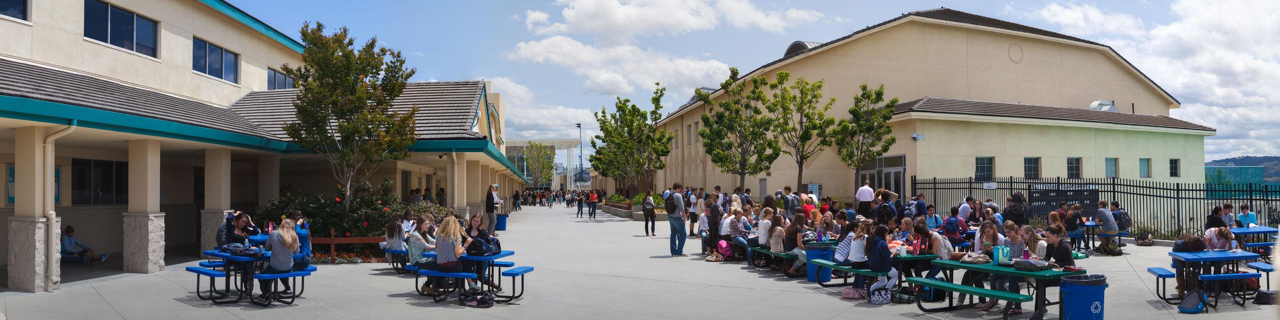 Valley Christian Schools - San Jose: High School